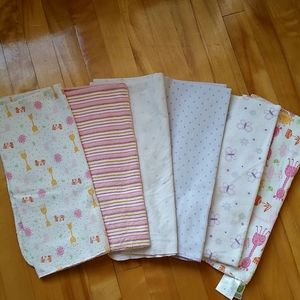 3/ $20 Set of 6 wrap for baby.